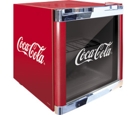 Scandomestic Coca-Cola Cool Cube køleskab